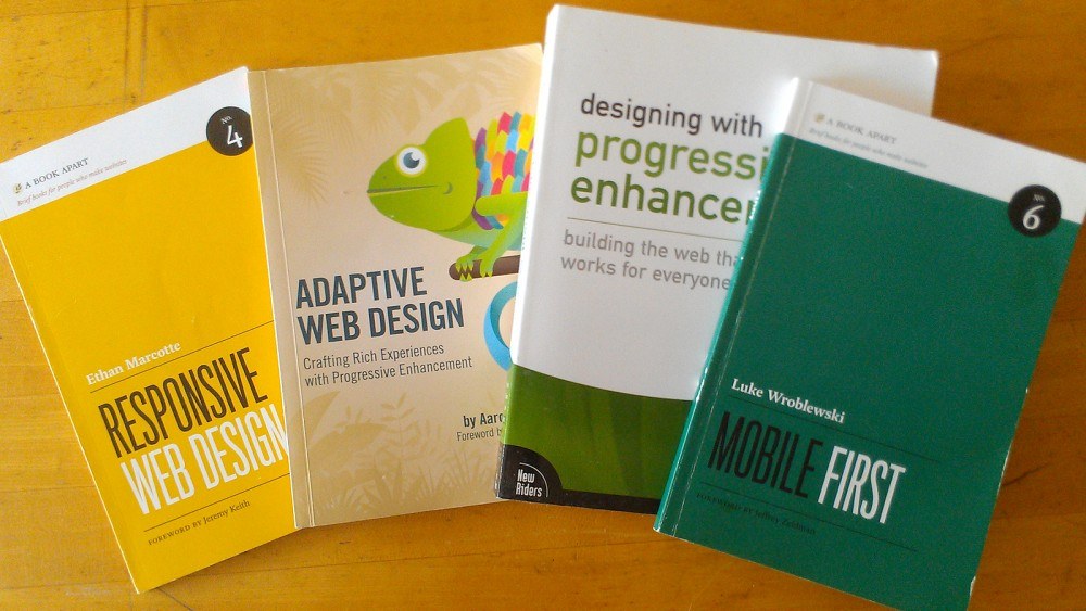 Responsive Design Books