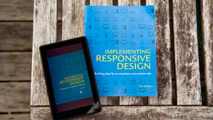 """Implementing Responsive Design"" by Tim Kadlec"